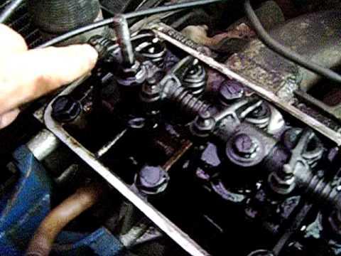 video regulacion de balvulas motor corcel 1 6 creado por locodelcorcel