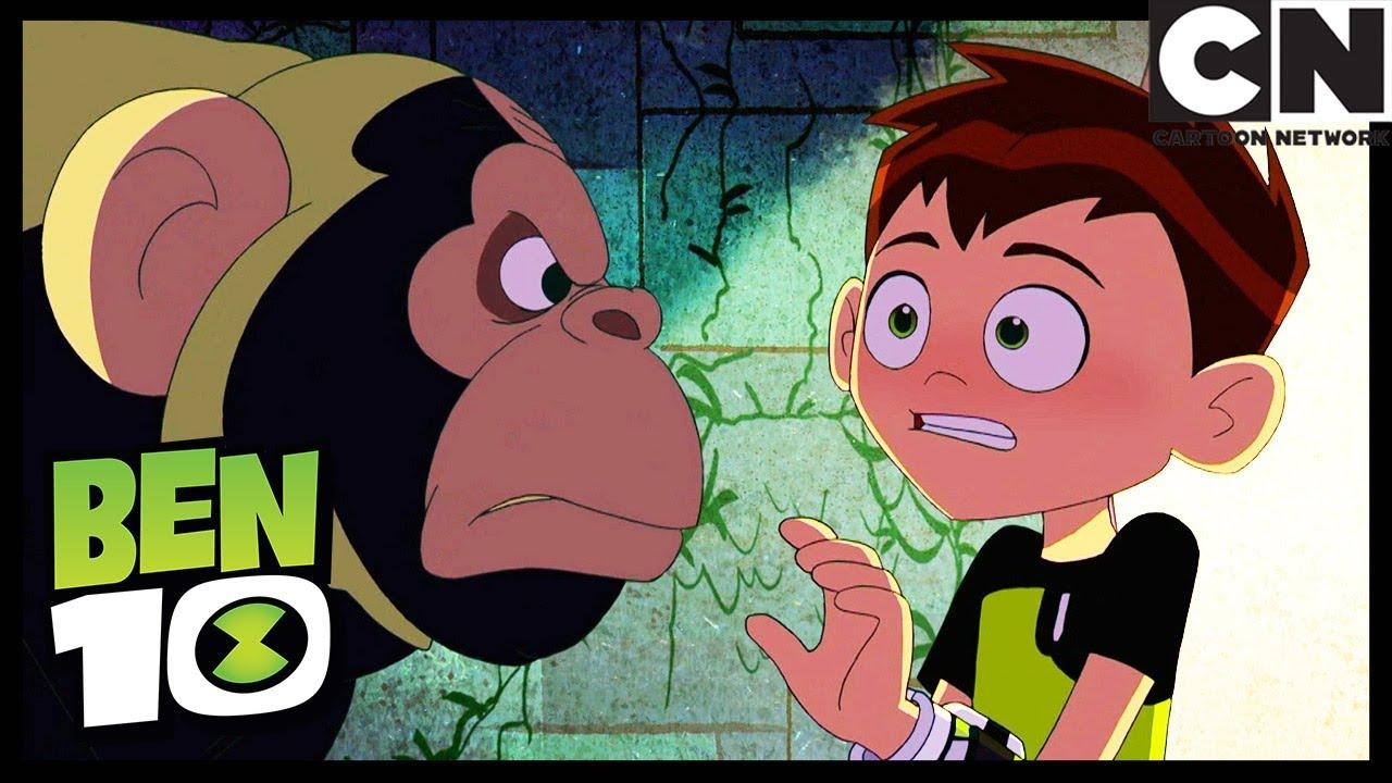 Baby Buktu | Zusammenstellung | Ben 10 Deutsch | Cartoon Network
