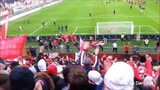 5/3/2016 Perugia-Ternana 1-0, NON VINCETE MAI!