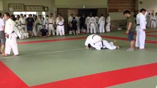 金藤柔平成27年度九州産業大練習試合 山城vs石田(邇摩)