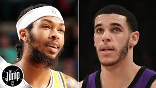 Lonzo Ball or Brandon Ingram: Who's more likely to take the next step? | The Jump