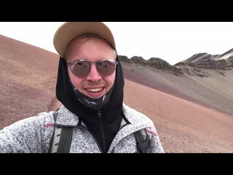 Peru Travel #2   Rainbow Mountain & Red Valley  FujiFilm x100f