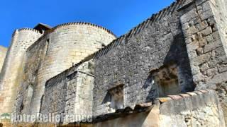 Village fortifié de Larressingle (les plus beaux village de france, notrebellefrance)