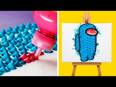 27 DRAWING techniques to create modern art