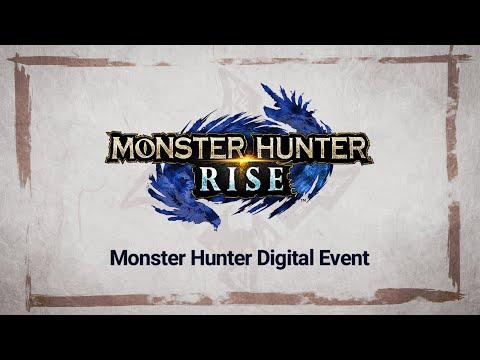 Monster Hunter Digital Event –  Enero de 2021 (Nintendo Switch)
