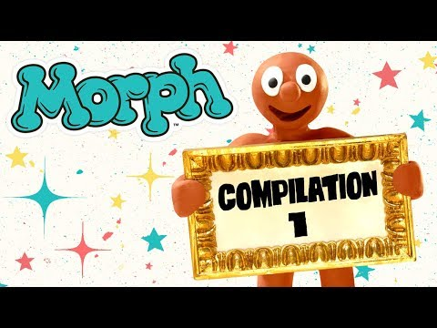 NEW MORPH SERIES 2 | COMPILATION EPISODES 1-5