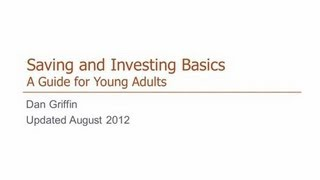 Saving and Investing Basics for Young Adults