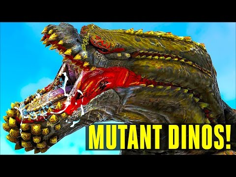 😢SAY GOODBYE TO ALL YOUR DINOS - Monster ARK: Hunting Evolved - Mod Showcase (Ark Survival Evolved)