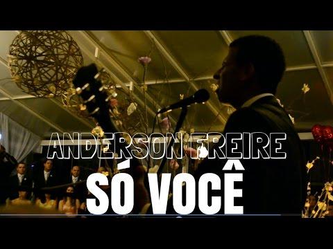 HOMENAGEM AOS NOIVOS - Só Você Anderson Freire - Sognatori Per Caso feat Giovane - Casamento