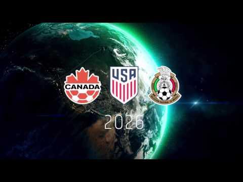 Candidatura Conjunta para el Mundial FIFA 2026