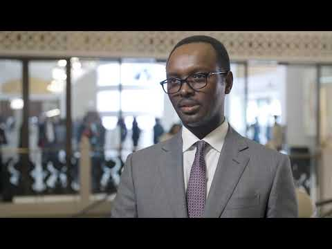 2017 Global Business Forum Africa: Emmanuel Hategeka, COO, RDB