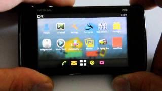 MeeGo 1.3 CE Fall Edition sur le Nokia N900 par Nicolas de Nokians.fr