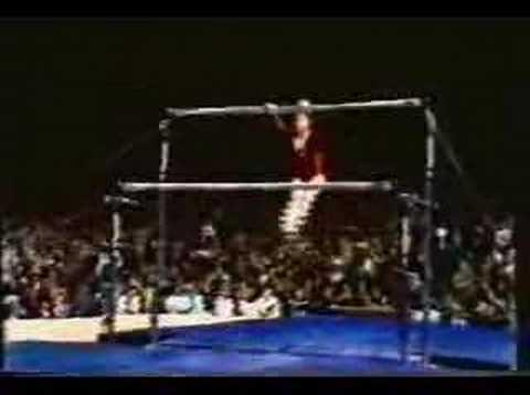 ELENA MUKHINA 1978 WORLD'S ALL-AROUND-ALL 4 ROUTINES!