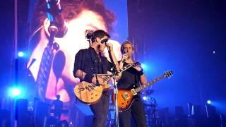 Nickelback - If Everyone Cared Luxemburg 27.01.2010