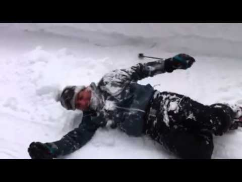 Funniest Ski Beginner Ever