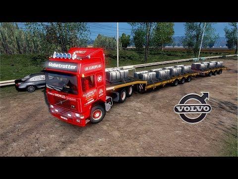ETS2 1.28 - Promods 2.20 - Volvo F16 - Linz to Rzeszów