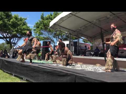 Takalo (Pacific Warriors Culture Group.)