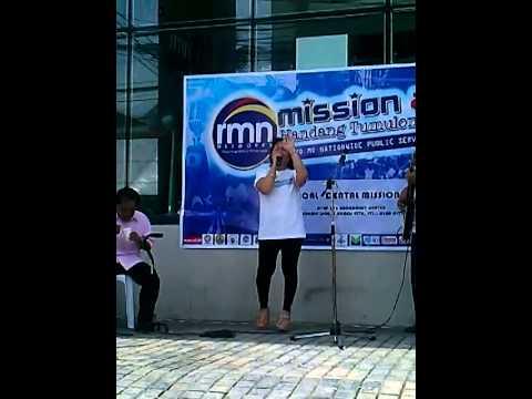 USAHAY ni Priscila Raganas sa RMN Dyhp Cebu