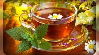 Рецепты лечебного чая
