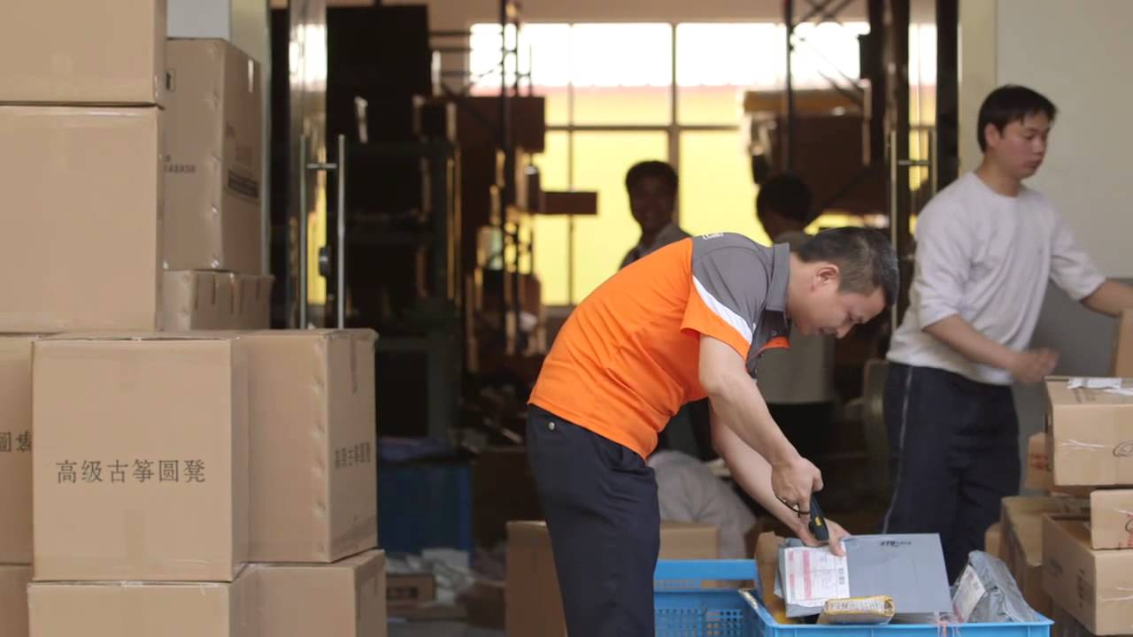 Alibaba Delivers Billions of Packages in China, Learn How