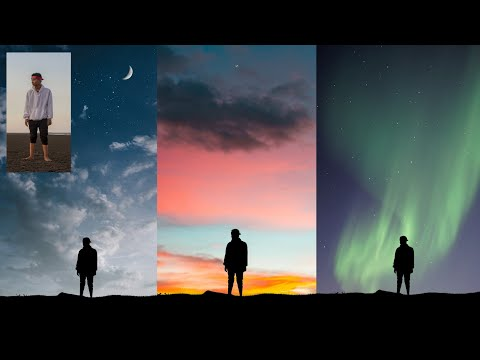 How To Edit Awesome Silhouette Photo | PicsArt Tutorial thumbnail