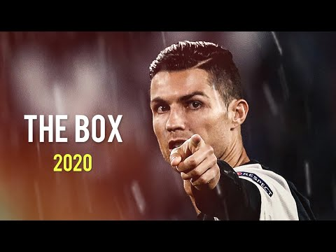 Cristiano Ronaldo Ft. Roddy Ricch | THE BOX • SKILLS & GOALS 2020 • HD