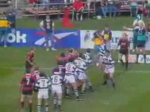 Canterbury 1994-95 Ranfuly Shield Highlights. Part 2