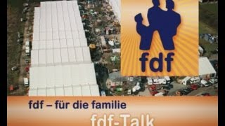 fdf - Talk Nr.1 2012(für die familie) Tübingen