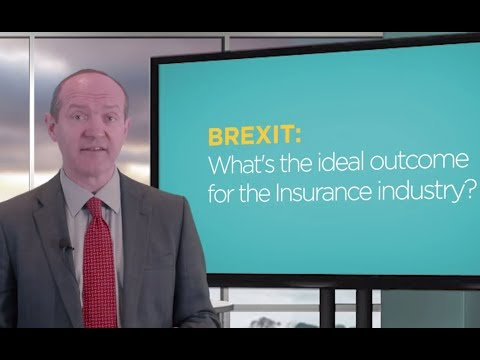 In the absence of passporting rights, how should the insurance industry prepare for Brexit?