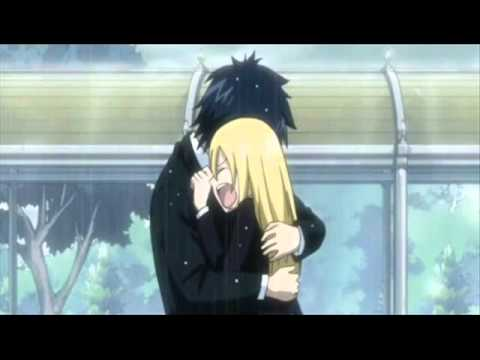 fairy tail lucy and gray | Render gray lucy bunny - Fairy Tail ...