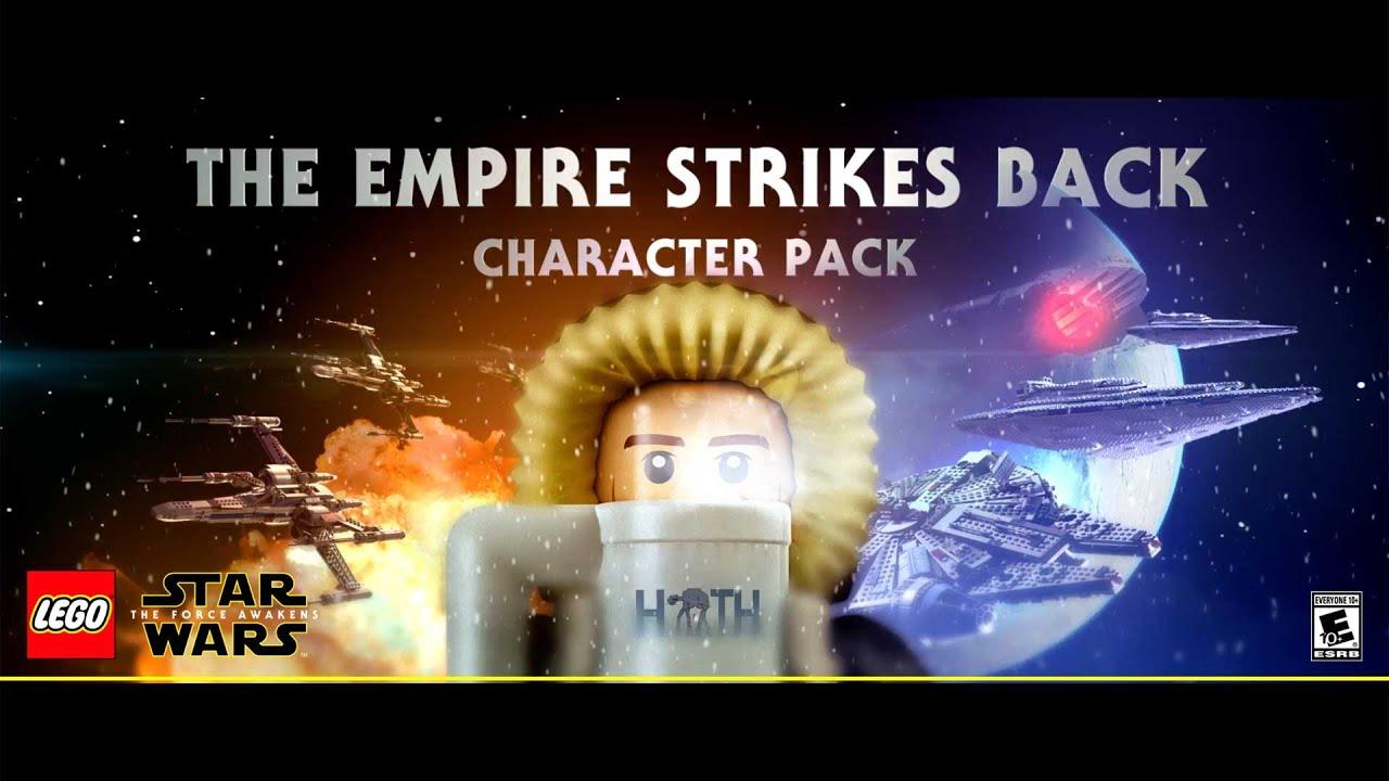 The Empire Strikes Back In Latest Vignette For LEGO STAR WARS THE FORCE AWAKENS!