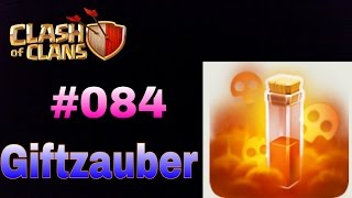Clash of Clans Deutsch 084 Handy Giftzauber