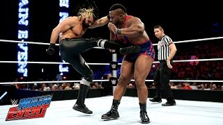 Big E vs. Seth Rollins: WWE Main Event, September 16, 2014