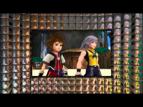 KINGDOM HEARTS 3D [Dream Drop Distance]  Trailer 01