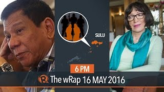 Duterte's cabinet, Abu Sayyaf, Norway gender change | 6PM wRap