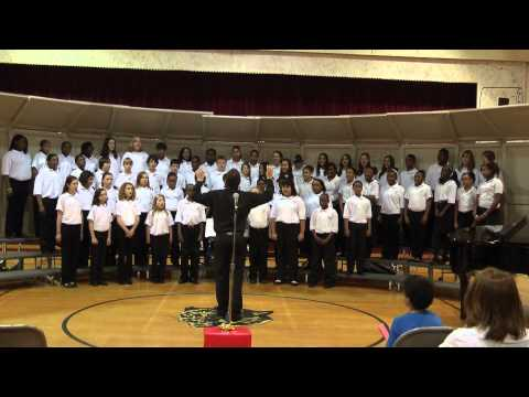 May 12 - 6th Grade Choir 'Music of the Sea'