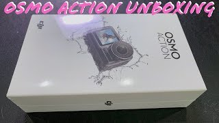 DJI Osmo Action Unboxing