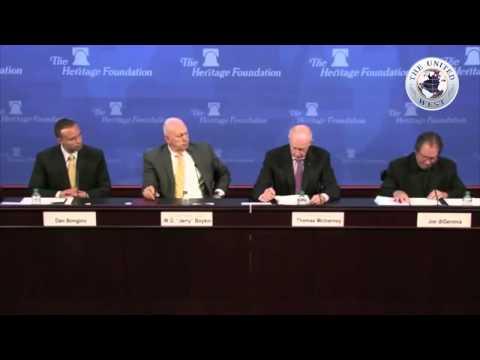 LTG McInerney Benghazi Massive Coverup