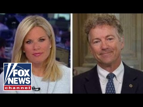 Sen. Rand Paul on North Korea, Gina Haspel, Russia probe