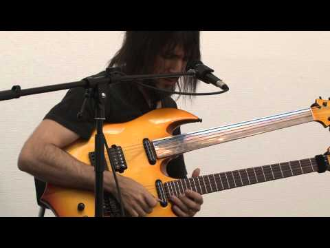 Guns N' Roses guitarist Ron Thal aka Bumblefoot: clinic at C