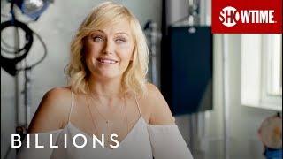 Malin Akerman on Lara Axelrod   Billions   Season 2