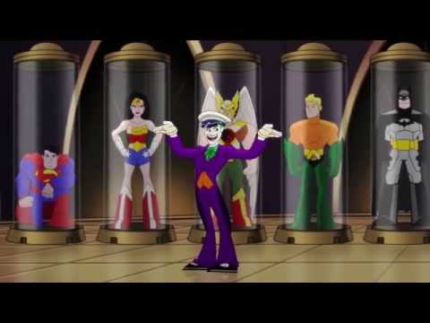 DC COMICS & IMAGINEXT PRESENT: Chapter 13: League Vs. Legion