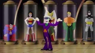 DC COMICS & IMAGINEXT PRESENT: Chapter 13: League Vs. Legion