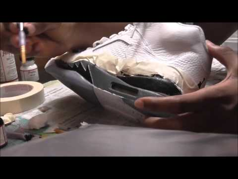 How To Custom Metallic 5 Into Cement 5