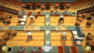 Overcooked: Quick Look