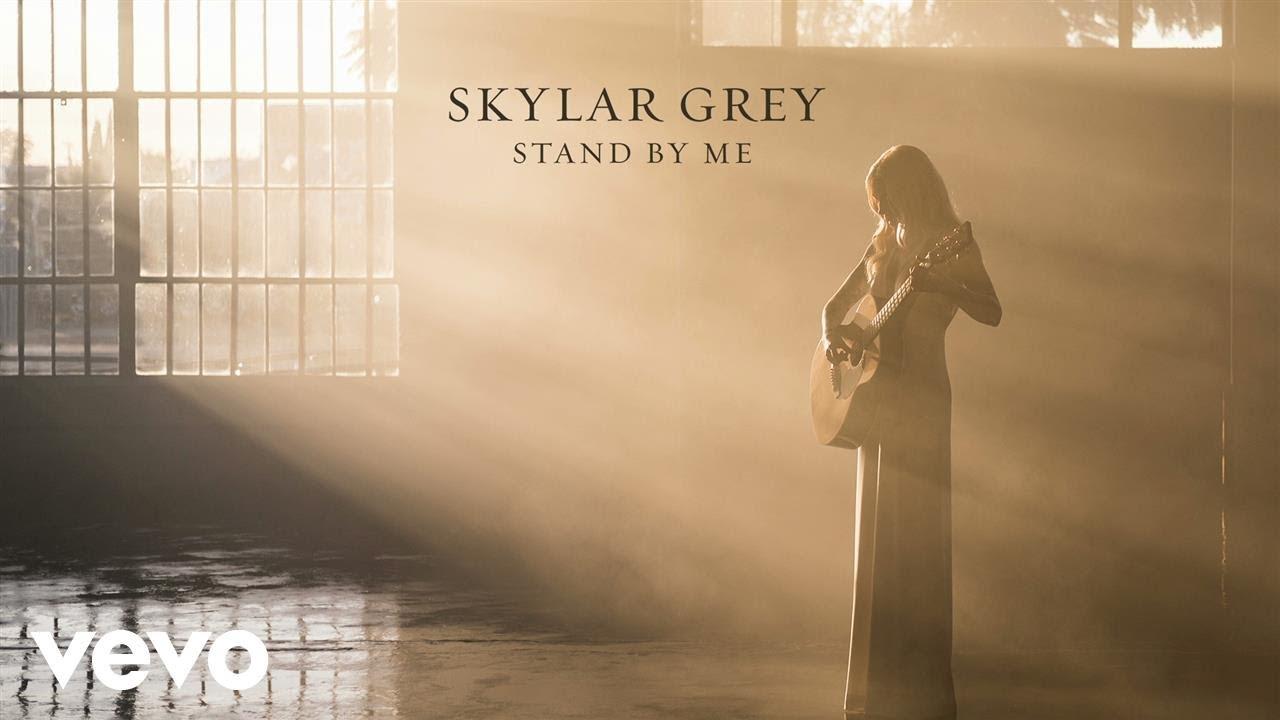 Skylar Grey Stand By Me Audio Youtube