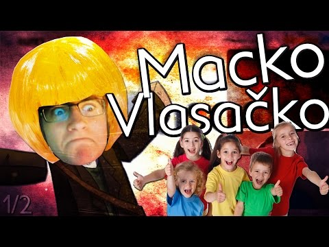Macko Vlasačko! Omegle with Fans! [1/2]