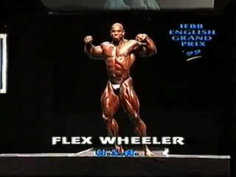 Флекс Уиллер лучшая форма
