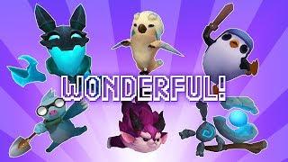 Little Legends have wonderful animation!    animation breakdown