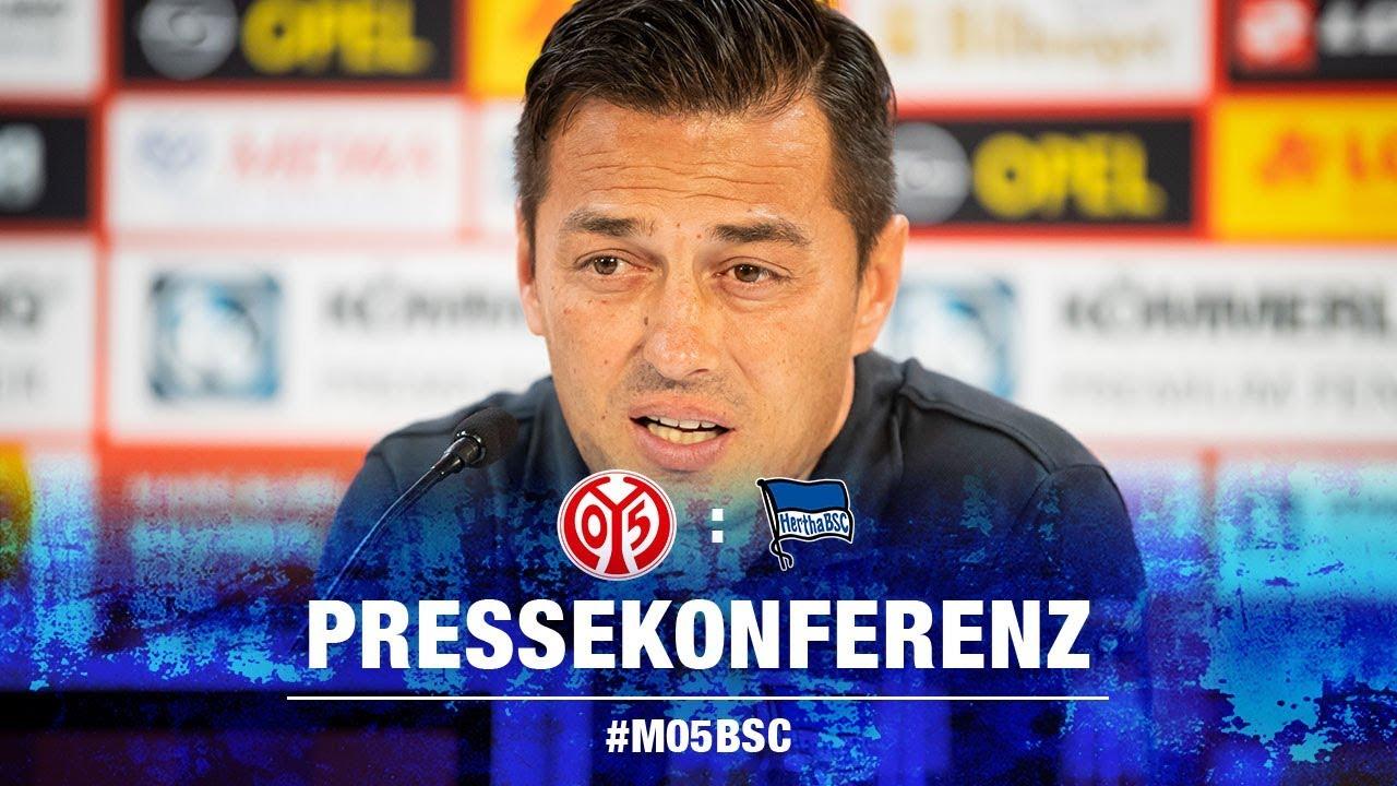 PK nach Mainz - Bundesliga - 4.Spieltag - Hertha BSC